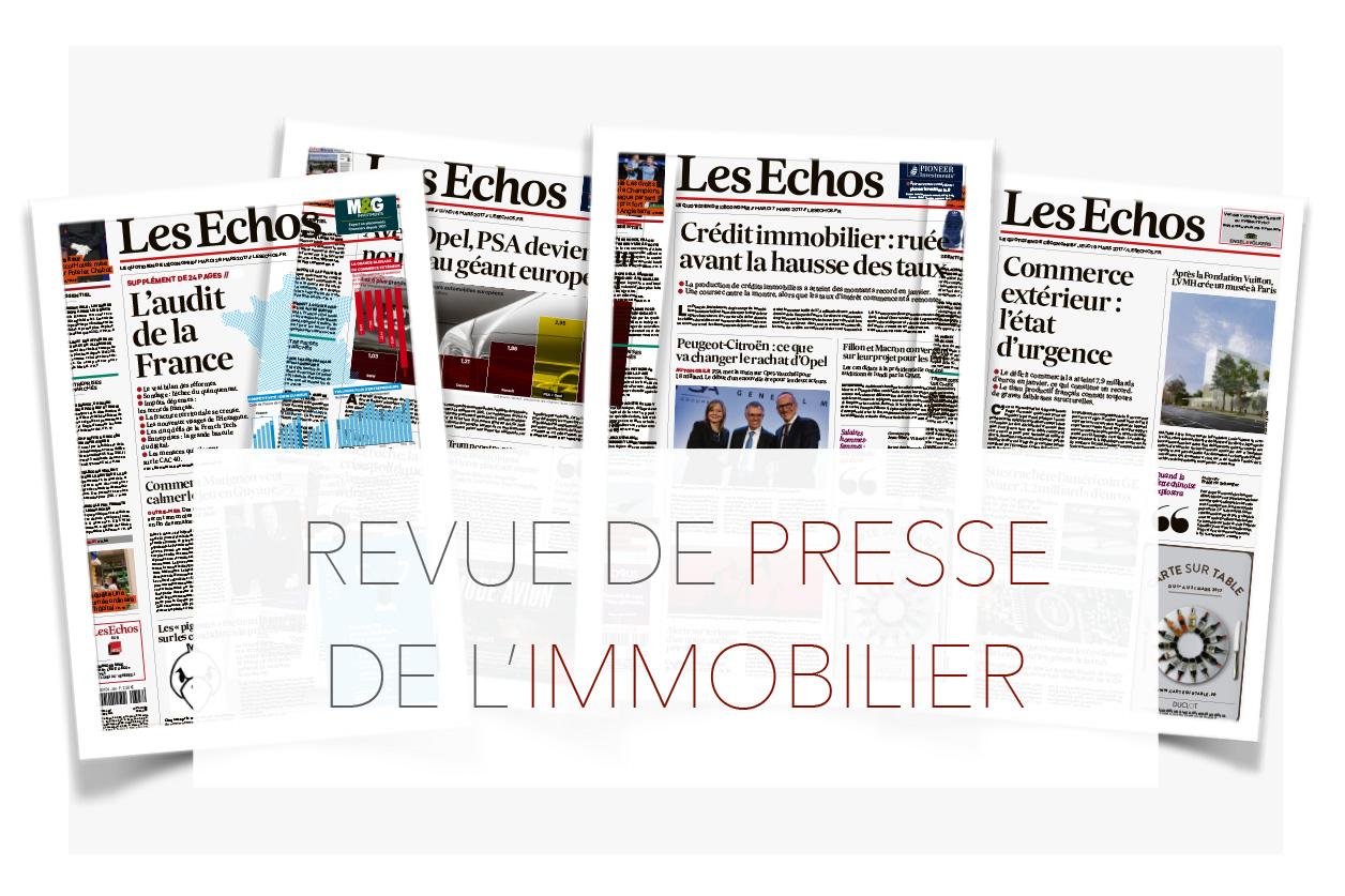 Revue de presse – Juillet / Août 2017