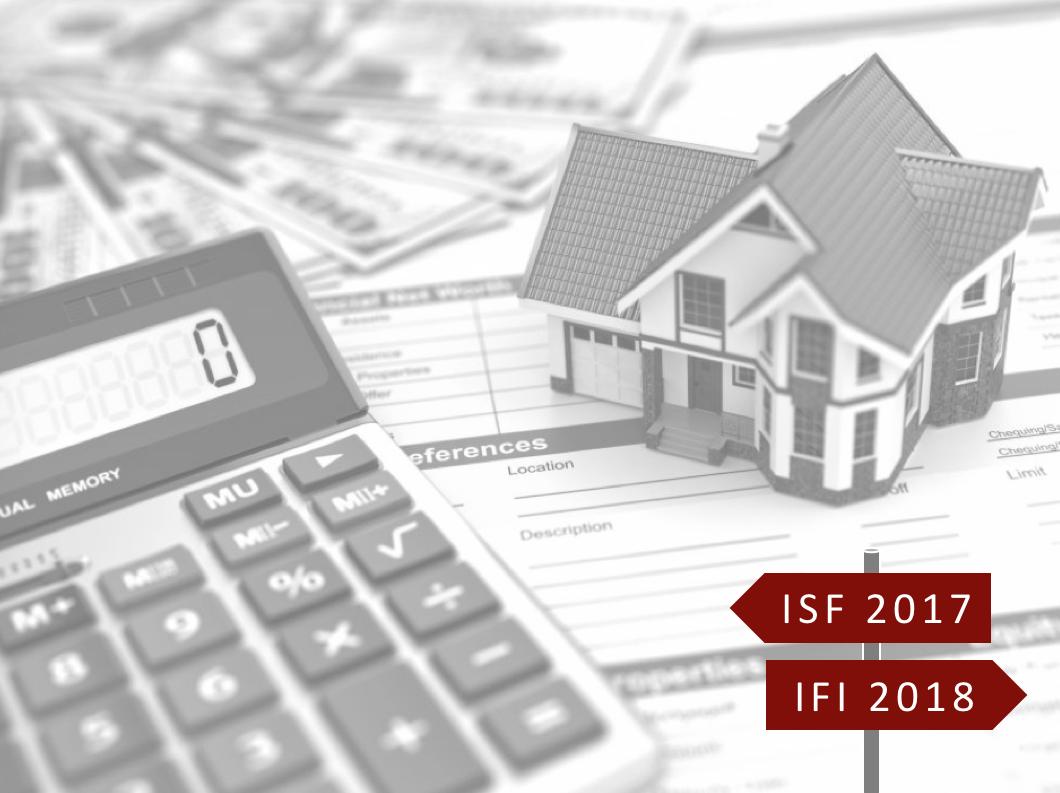 Nouvel ISF, l'Impôt sur la Fortune Immobilière