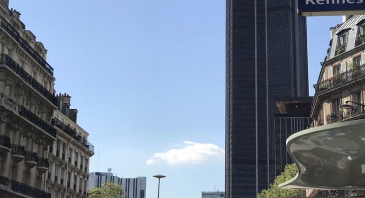 Étude APUR – Évolution du commerce Parisien de 2014 à 2017