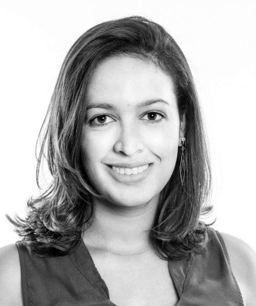 Ana Carla Martins-Leroux, office manager renforce notre équipe !