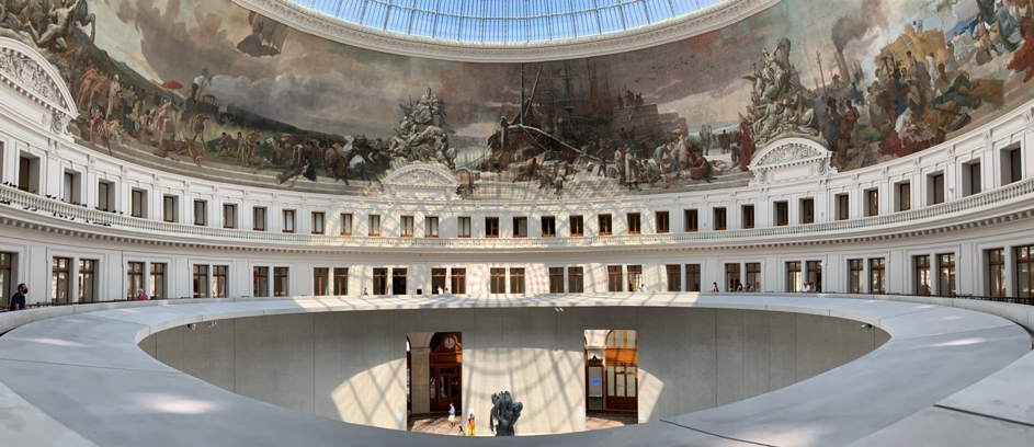 Inspiration à la Bourse de Commerce – Pinault Collection
